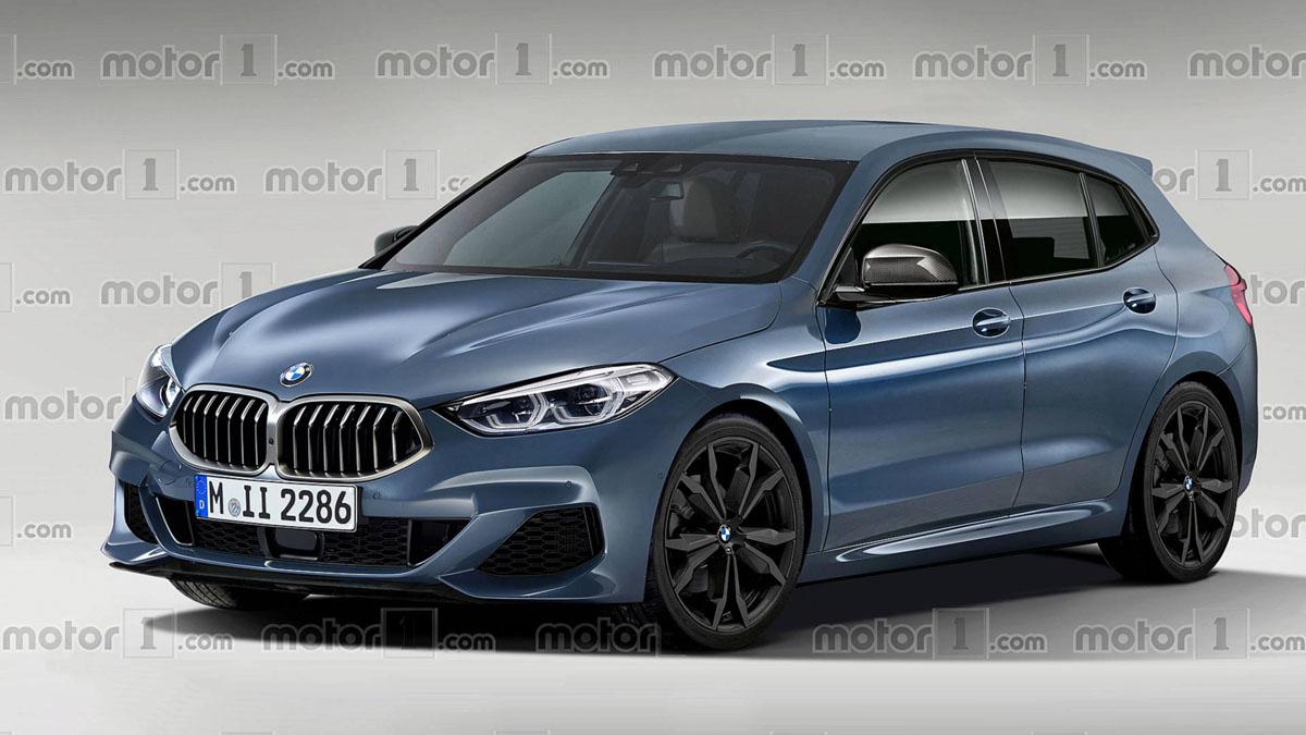 新一代 BMW 1 Series 内装首度曝光!