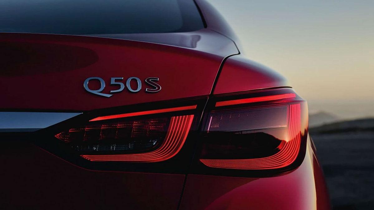 最超值二手车: Infiniti Q50 2.0 GT !