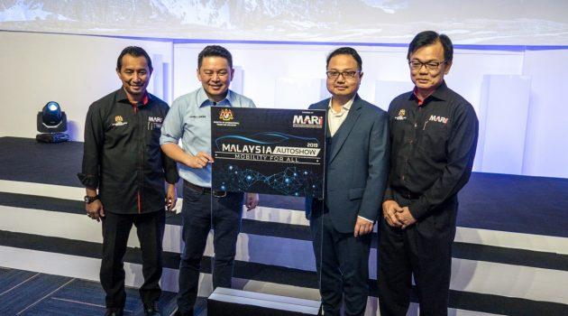 节目更丰富, 2019 Malaysia Autoshow 4月登场!