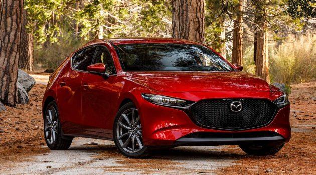 Mazda3 Skyactiv-X 引擎规格流出,最大马力 178 hp !