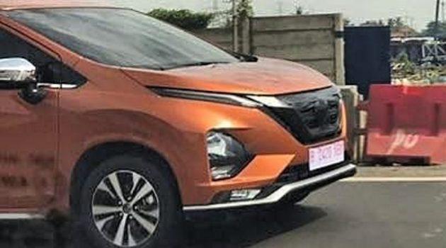 2019 Nissan Grand Livina 实车现身测试!