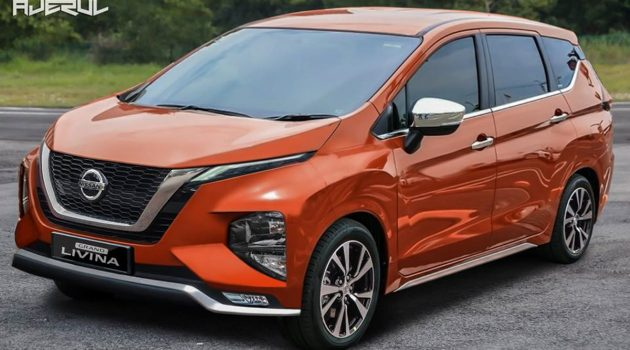 2019 Nissan Livina 长这样?2月19日正式发表!