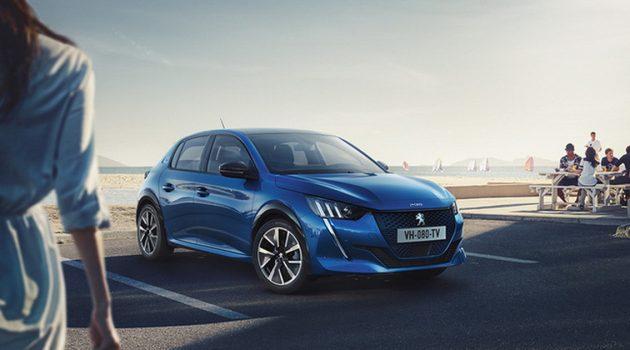 獠牙日行灯曝光!新一代 Peugeot 208 官图泄露!