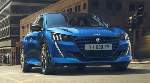 法系小辣椒, 2019 Peugeot 208 正式发表!