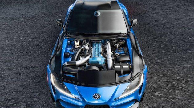 2019 Toyota Supra 2JZ 移植爆改套件即将登场!
