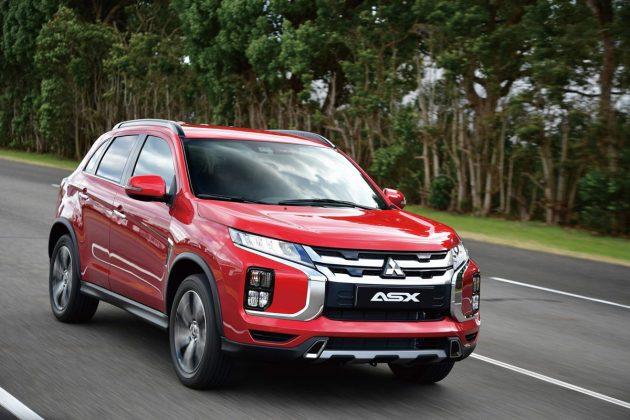 日内瓦车展发布, 2020 Mitsubishi ASX 来了!