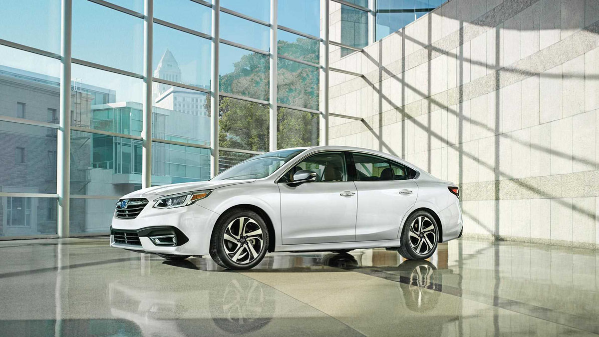 Subaru Legacy 大改款正式发表,0-100只需要6.1秒!