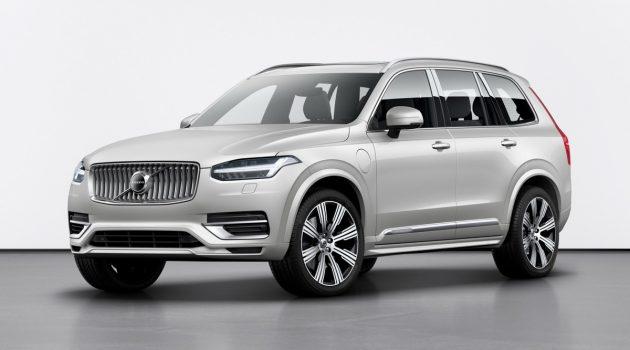 2020 Volvo XC90 发表!不说你知道它是小改款吗?
