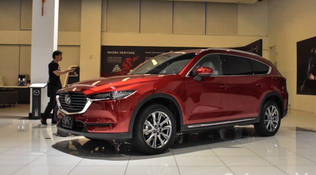 Mazda CX-8 确定将CKD,最快年尾开售!