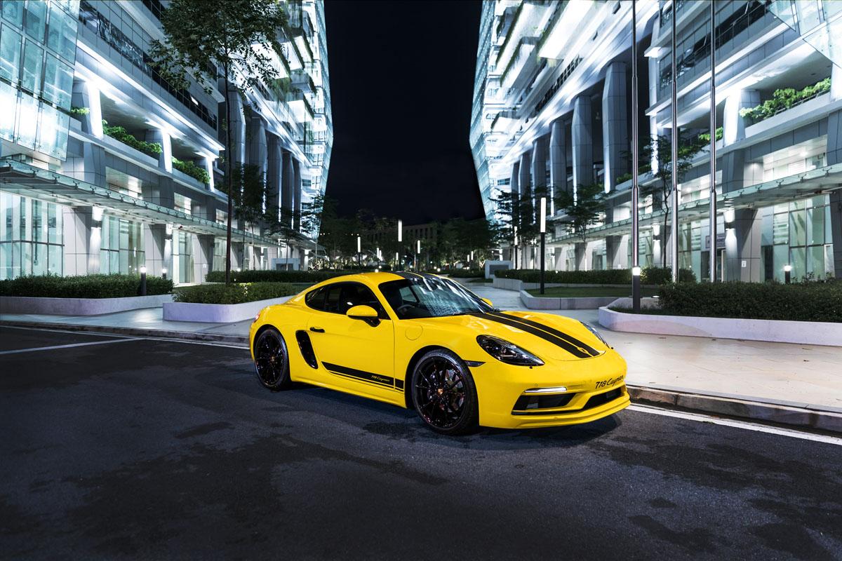 Porsche 718 Cayman SportDesign 正式发表,售价RM 625,000。