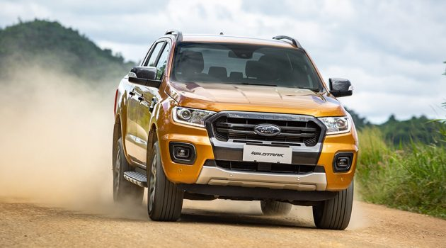 Ford Ranger 为什么是最适合你的皮卡?