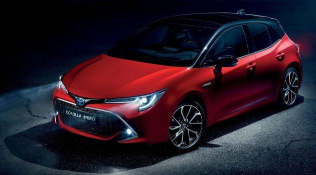 Toyota 高层确认 Toyota Corolla GRMN 项目确定!