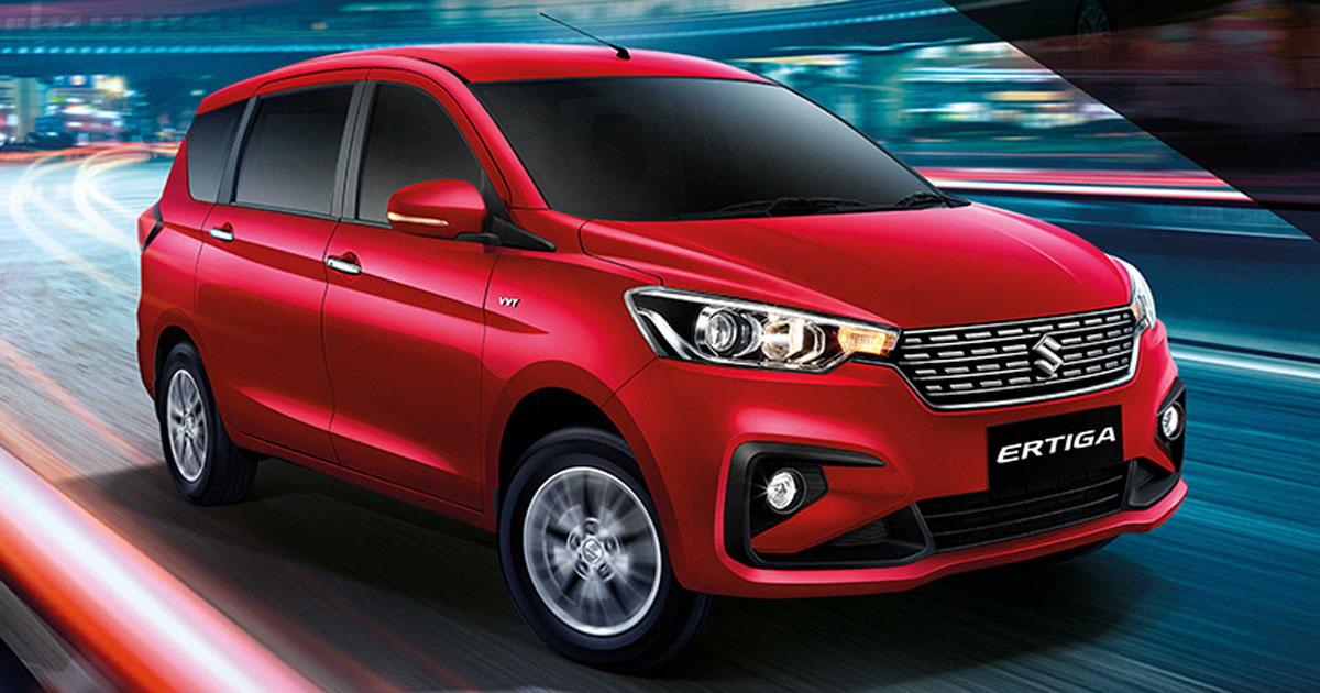 Suzuki Ertiga 大改款泰国发售,售价RM 84,488起跳!