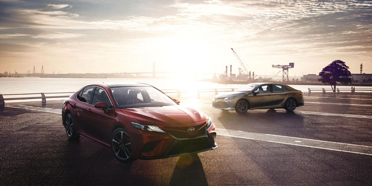 Toyota 2018年销量达1059万辆,位居全球第三!