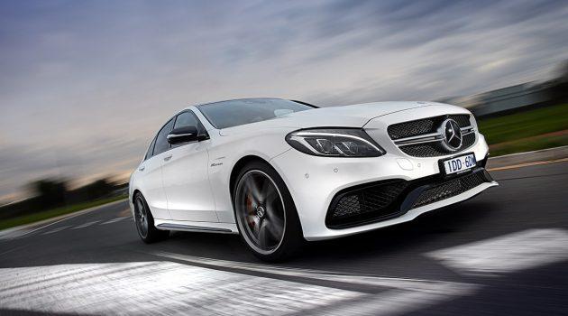 保养一辆 W205 Mercedes-AMG C 63 S 需要多少钱?