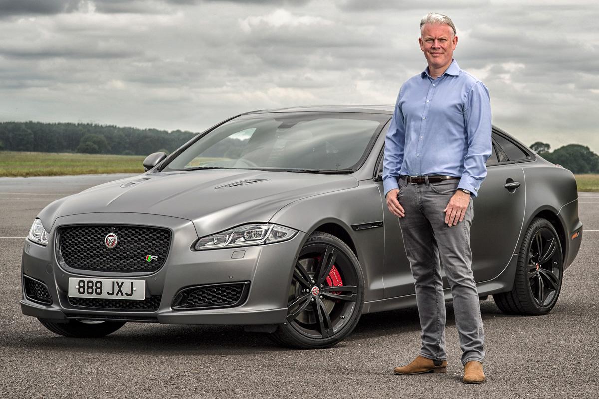 Jaguar Land Rover 设计总监加盟 Geely !