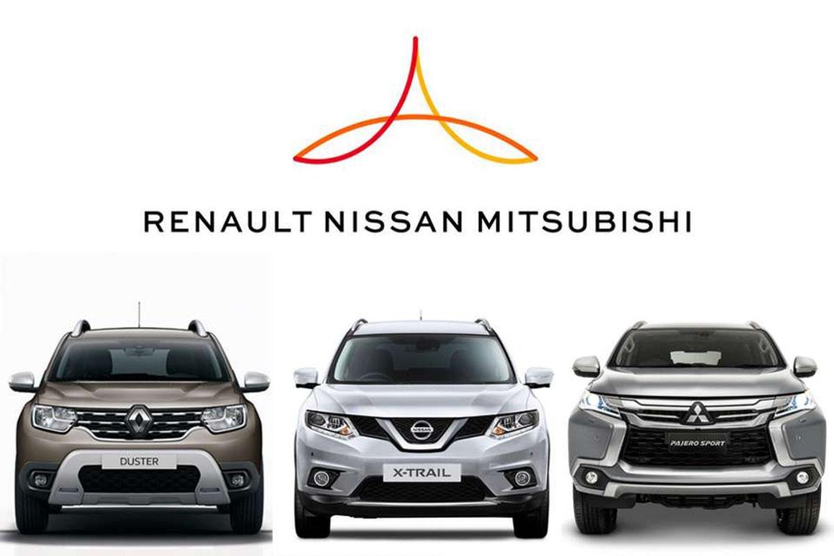 Renault-Nissan-Mitsubishi 联盟2018年销售1076万辆汽车?