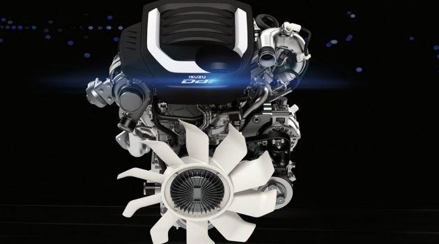 Isuzu Malaysia 今年导入 1.9L Ddi BluePower 引擎!