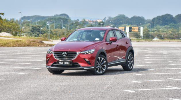 Mazda CX-3 Facelift ,还是一如既往的好玩!
