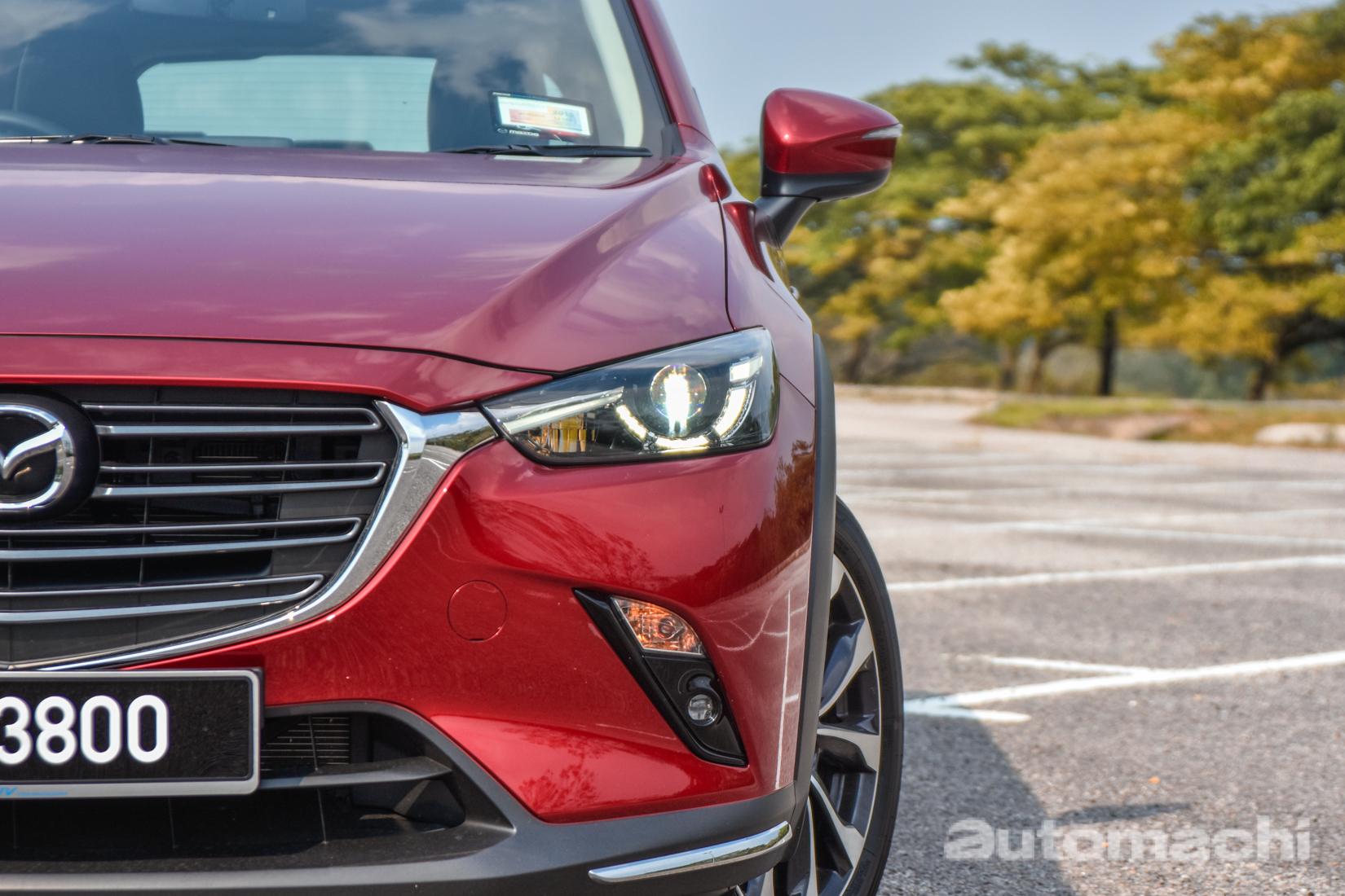 Mazda CX-3 Facelift,还是一如既往的好玩!