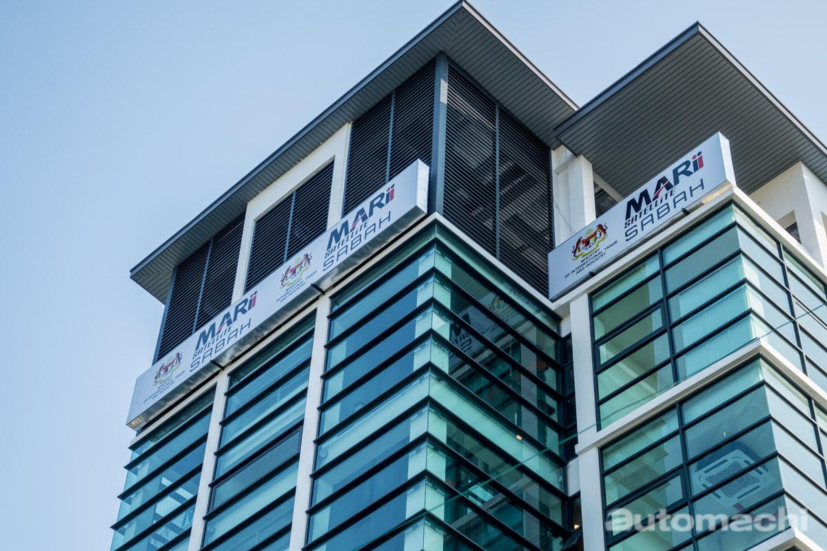 沙巴 MARii Satellite 科技研究中心正式启用!