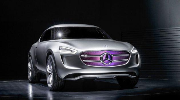 Mercedes-Benz 计划打造更为入门的豪华车款!