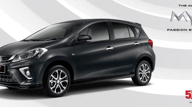 Perodua Myvi ,我国20年来最成功的车型!