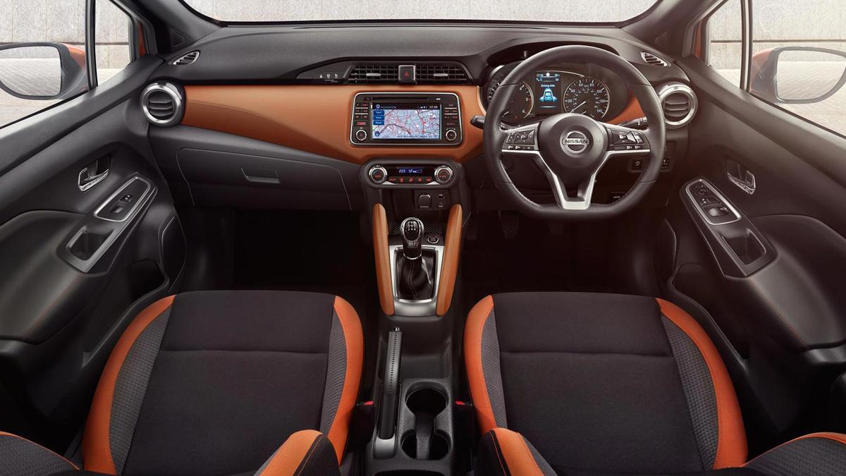 新一代 Nissan March 现身泰国测试!