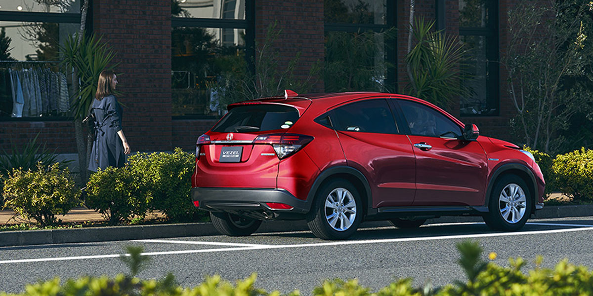 Honda Vezel 1.5 涡轮版本日本开售,售价从RM 107,012起跳!