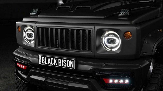 凶神恶煞! Suzuki Jimny Black Bison Edition 正式发表!