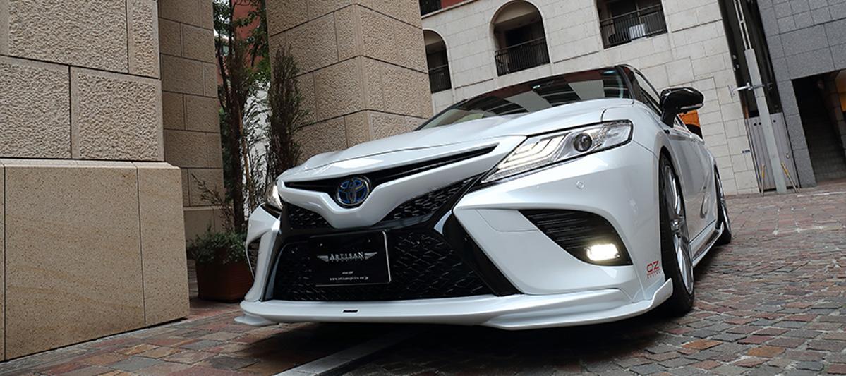 Toyota Camry Artisan Spirits 空力套件动感出击!