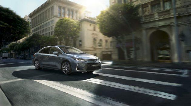 2020 Toyota Corolla 规格公开,两种引擎配置可选择!
