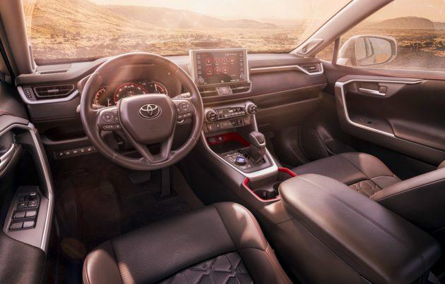 Toyota RAV4 TRD Off-road 2020 粗旷登场!