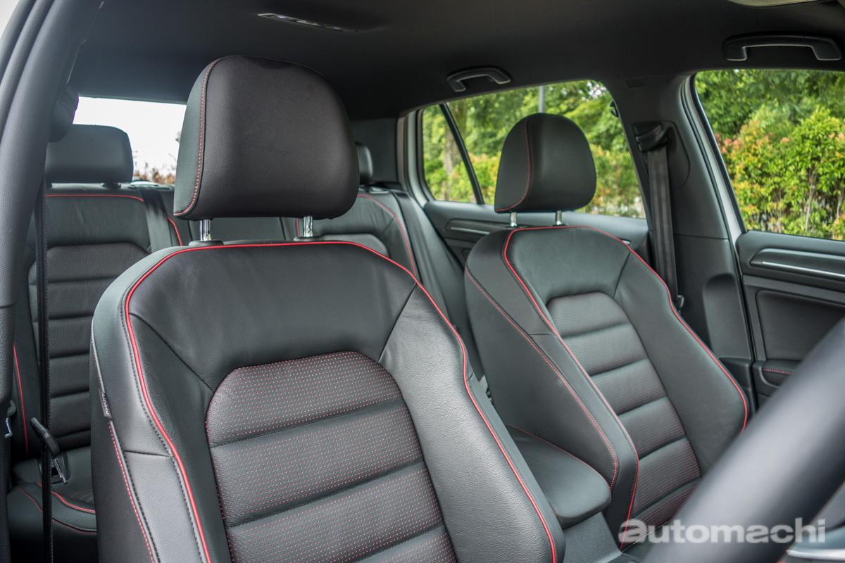 Volkswagen Golf GTI MK 7.5 ,热血依旧舒适进化!