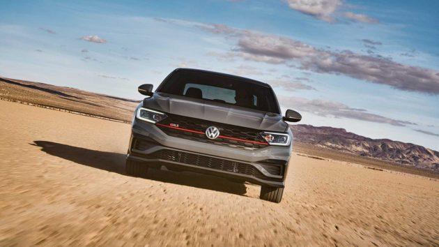 Volkswagen Jetta GLI 发布,四门版的 Golf GTI !