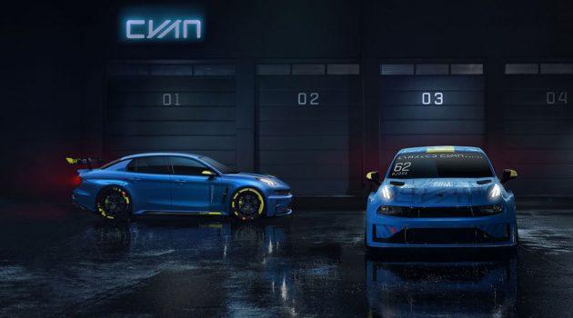 Lynk&Co 03 Halo Car 将登场,最大马力表现350 Hp!