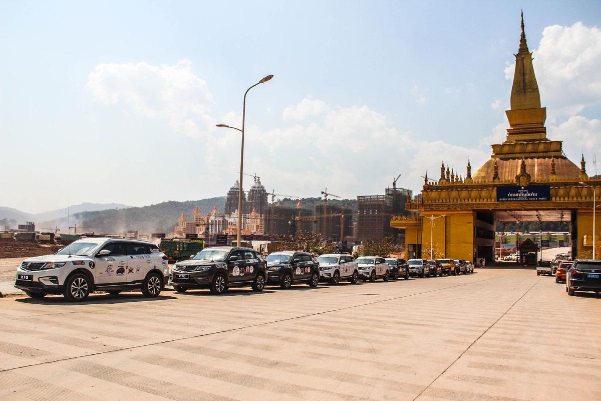 Proton X70 中国之旅: 动力性能篇
