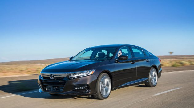 2019值得期待新车: Honda Accord