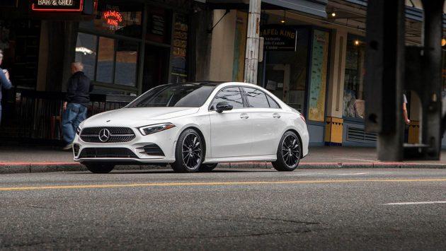 2019年值得期待新车: Mercedes-Benz A Class Sedan
