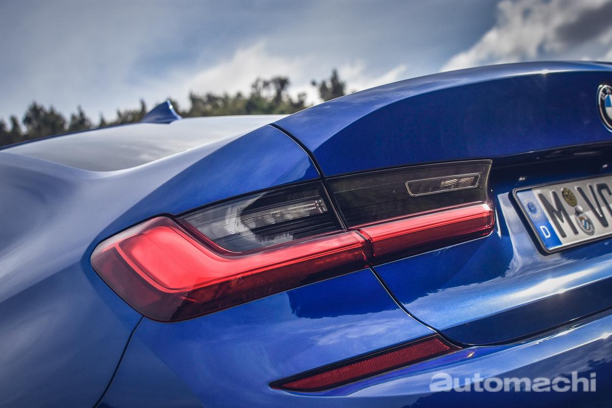 图库: BMW G20 3 Series 葡萄牙实拍!