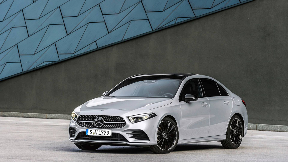 2019年值得期待新车: Mercedes-Benz A Class Sedan