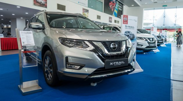 2019 Nissan X-Trail 媒体预览,配备大幅升级!