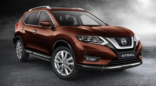 2019 Nissan X-Trail 正式公开接受预订!