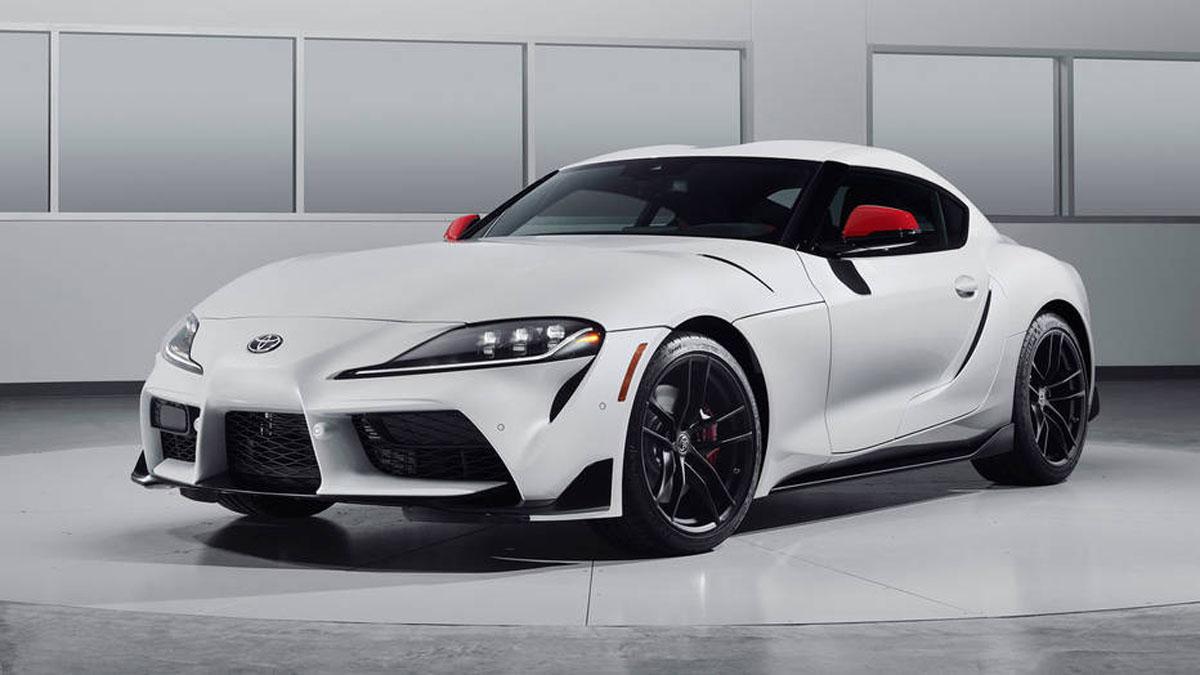 Toyota 正在开发4.0L V8 双涡轮增压引擎!