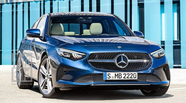 大改款 Mercedes-Benz C-Class 或更具科技感!