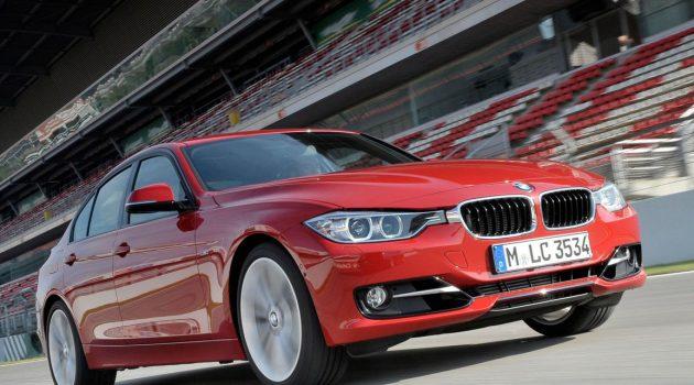 最超值二手车: BMW F30 328i