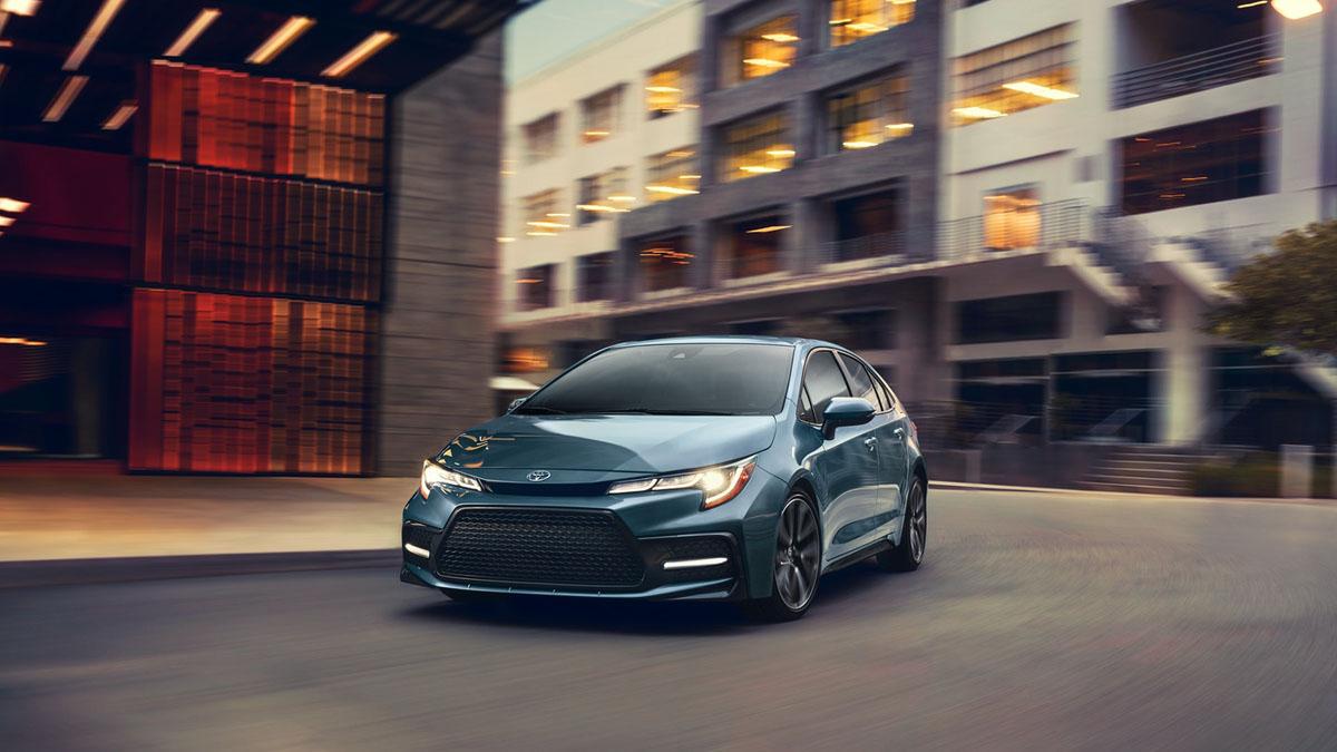 2020 Toyota Corolla Sedan 美国规格公布,主打2.0L引擎!