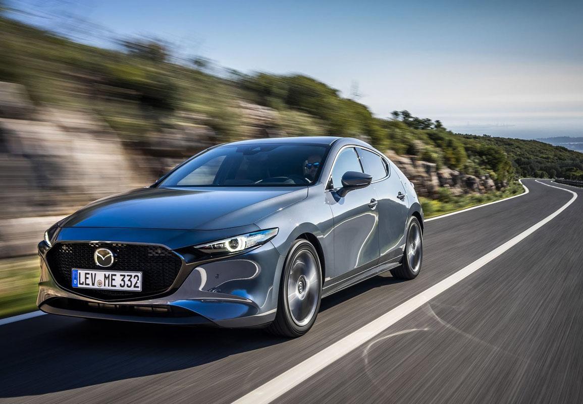 2019年值得期待新车: Mazda3 BP 大改款!