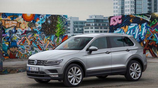 Volkswagen Tiguan 获升级,搭载全新数位化仪表和尾灯组!