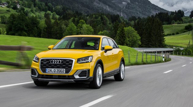 Audi Q2 正式上市!整装进口,RM 219,900 !